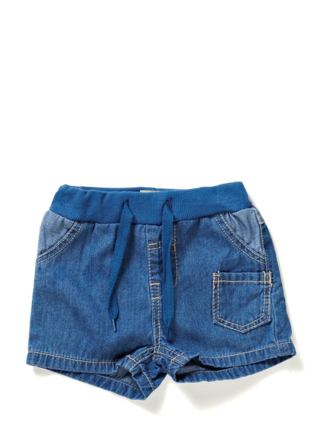 Ingvar So Nb Denim Shorts S 214