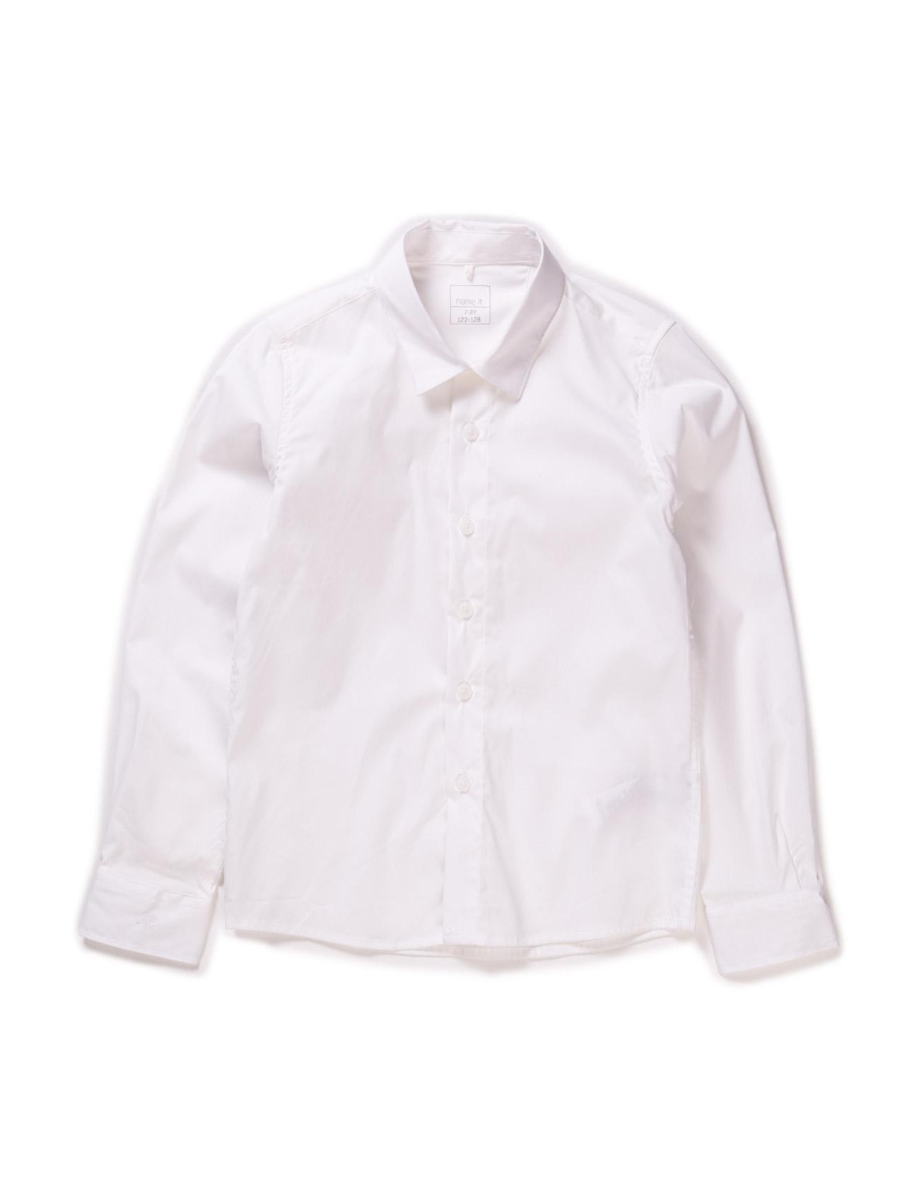 Gaks Kids Ls Slim Shirt 215