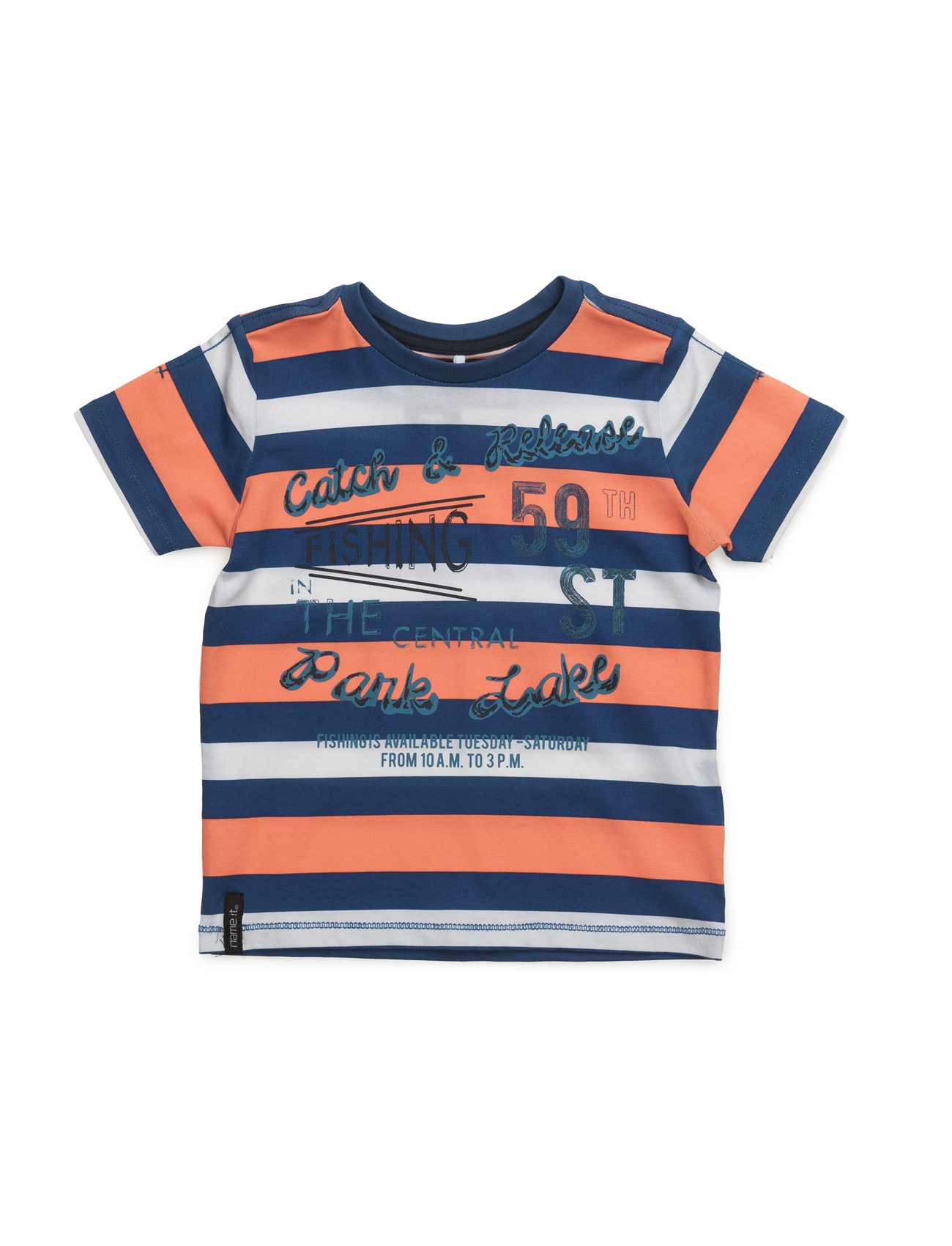Nitgartin M Ss Top 216 name it Kortærmede t-shirts til Børn i