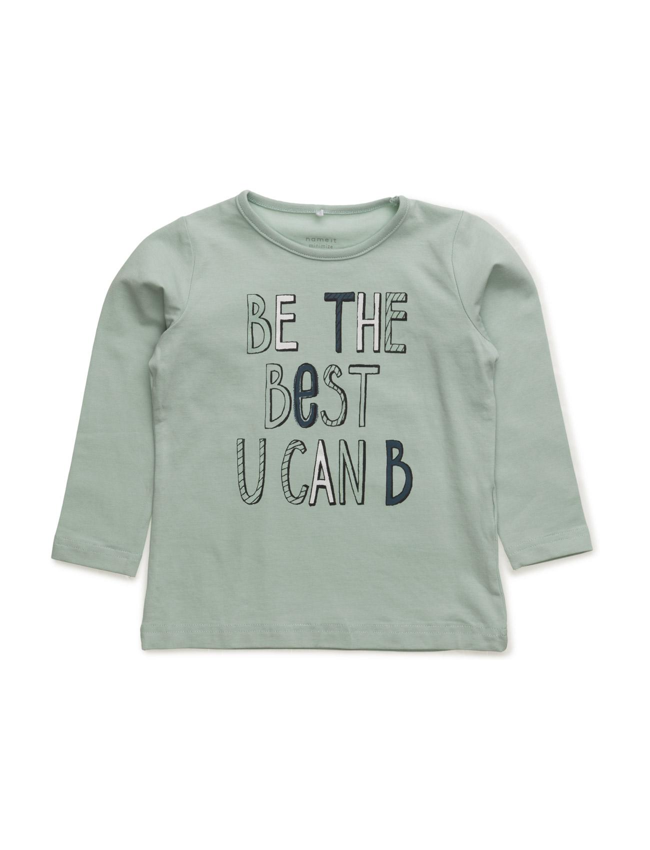 Nitvix Ls Top Mz name it Langærmede t-shirts til Børn i