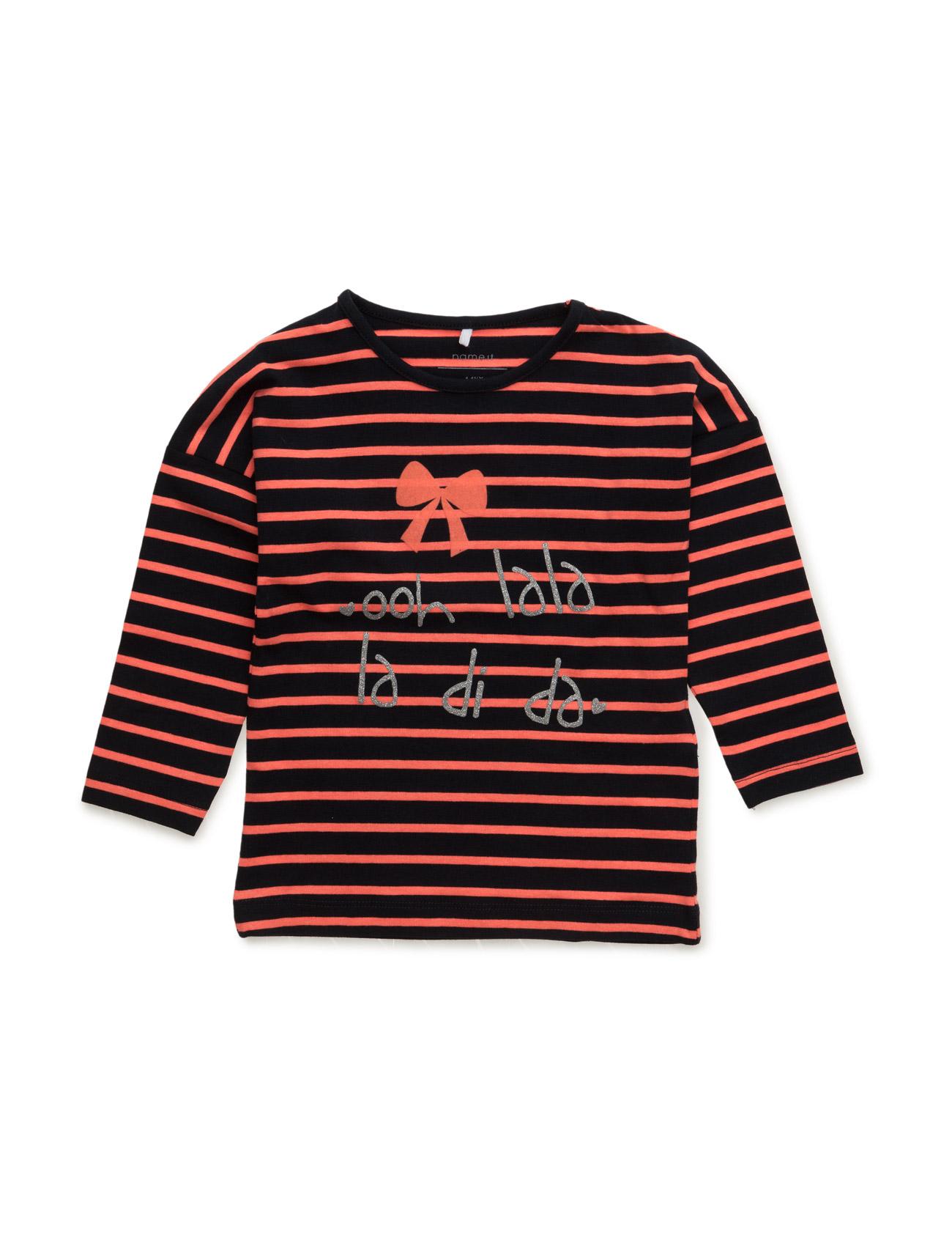 Nitkarina Ls Top Mz name it Langærmede t-shirts til Børn i