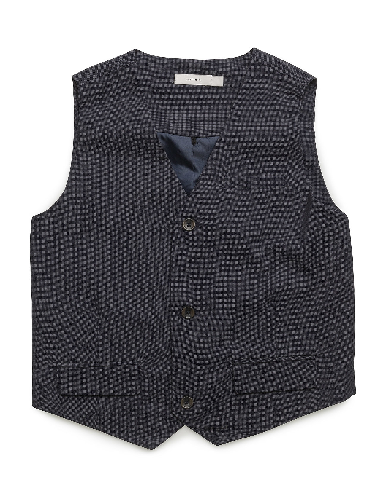 Nitholger Waistcoat Nmt name it  til Børn i Dress Blues