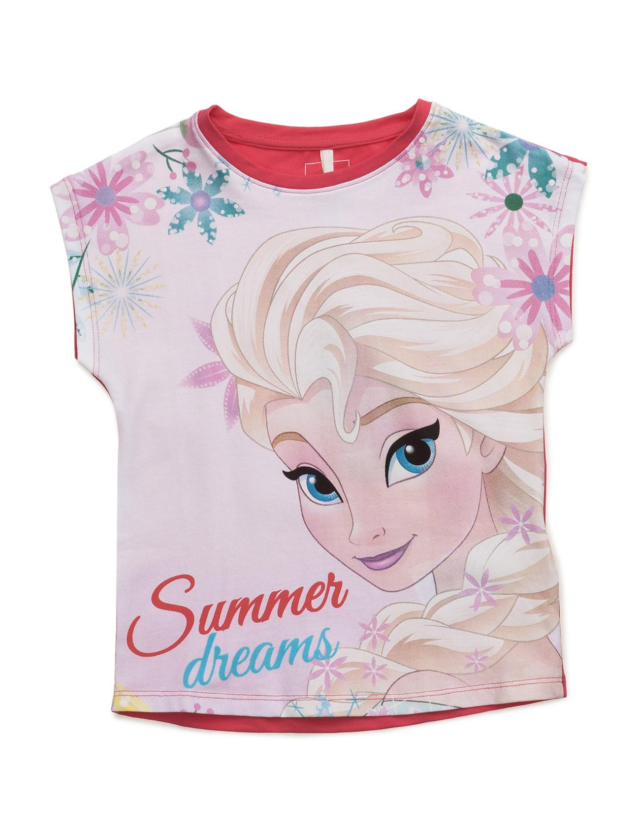 Nitfrozen Grace Ss Top Nmt X-Sp16 name it Kortærmede t-shirts til Børn i