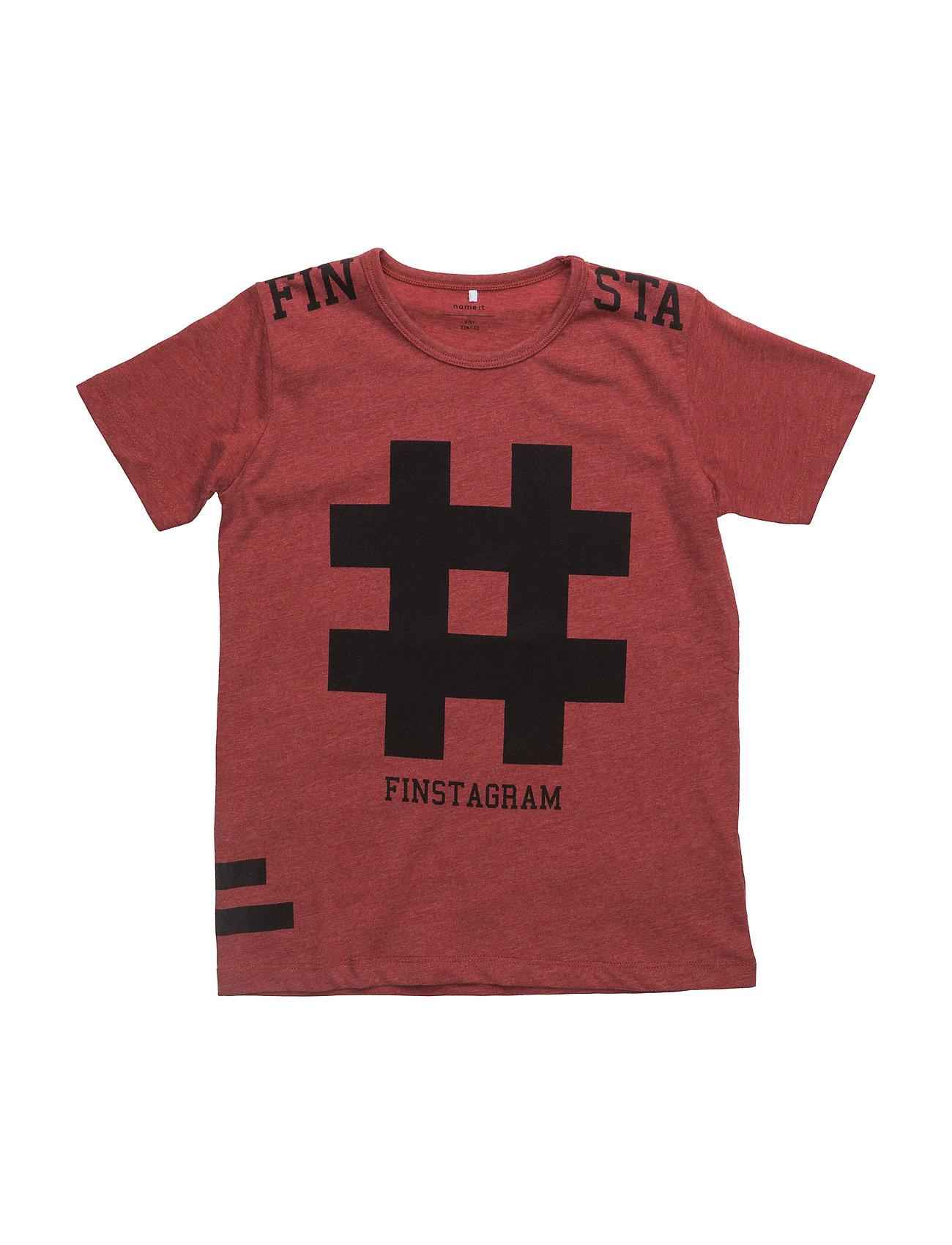 Nitdoc Ss Top Box Nmt name it Kortærmede t-shirts til Børn i