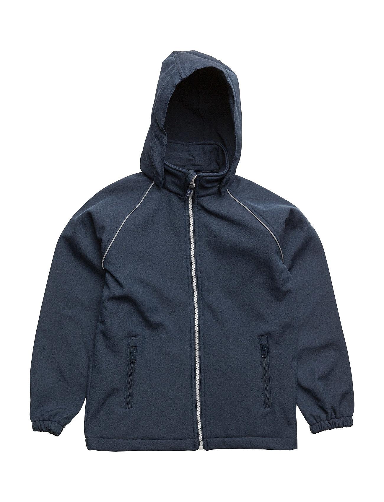 name it Nitalfa softshell jacket hb blue nmt fo fra boozt.com dk