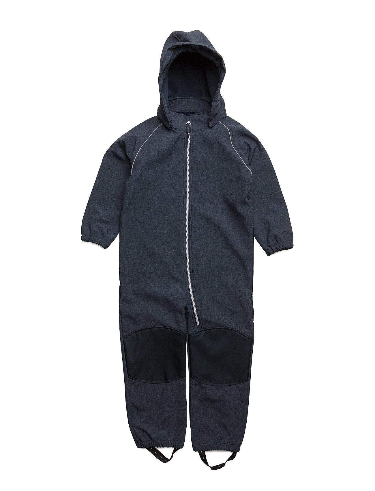 Nitalfa Softshell Suit Dnm Mz Fo Noos name it Thermo & Softshells til Børn i Dress Blues