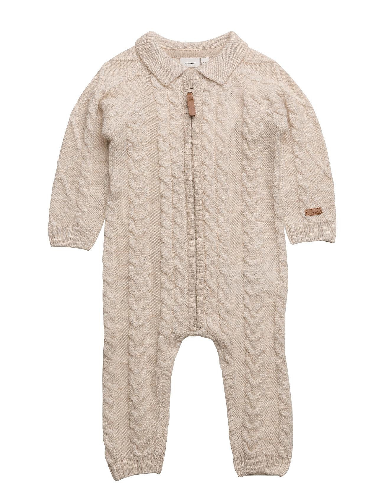 name it Nitwrunicab wool ls knit suit uni nb fra boozt.com dk