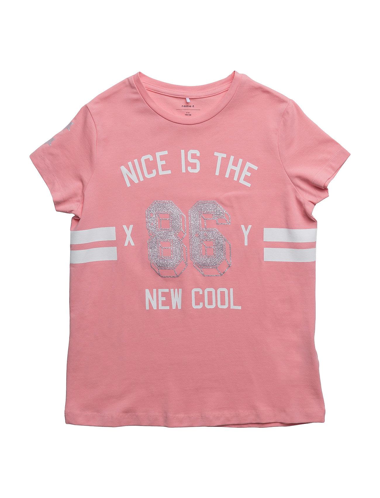 Nithopla Ss Top Nmt name it Kortærmede t-shirts til Børn i