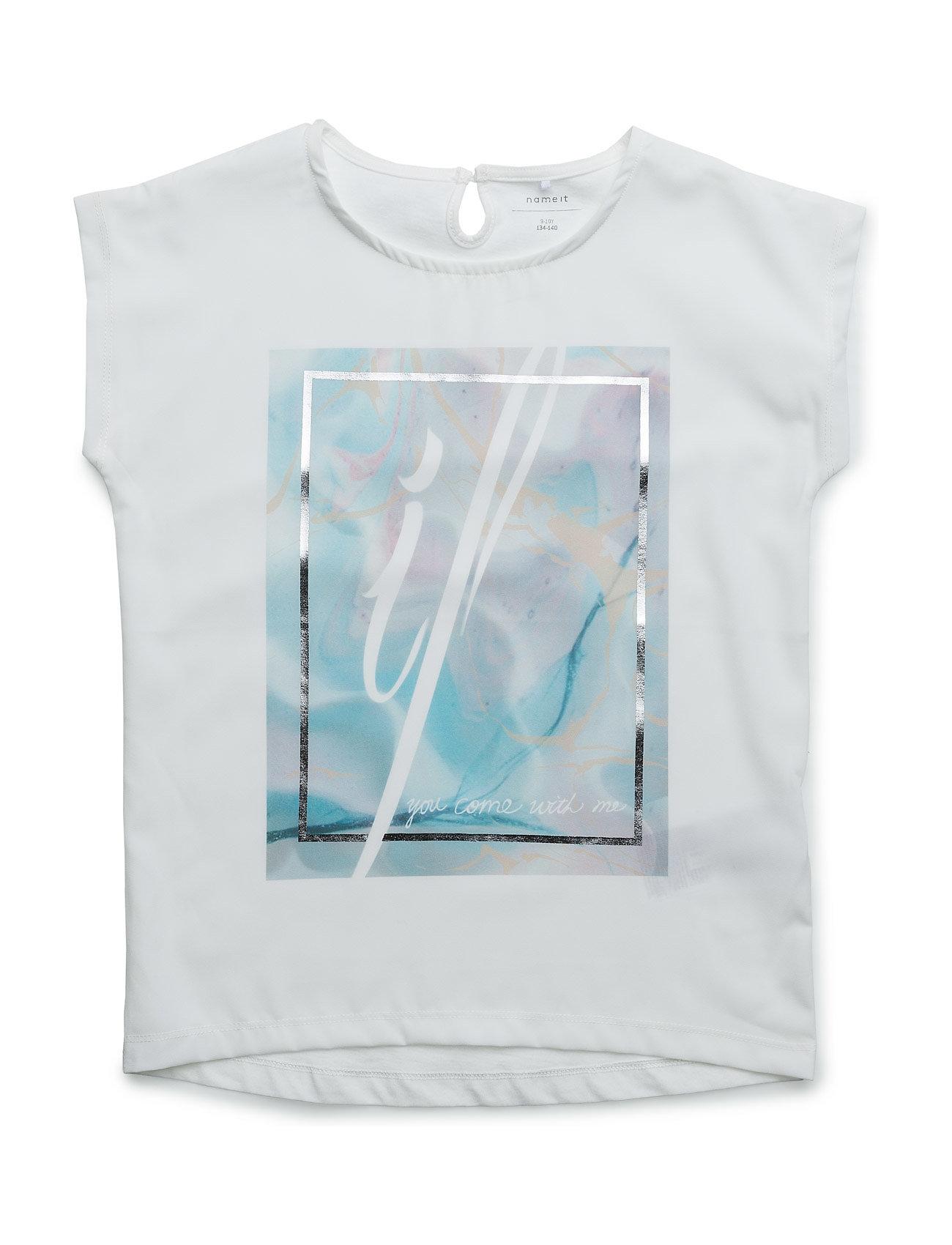 Nitisra Capsleeve Top Nmt name it Kortærmede t-shirts til Børn i