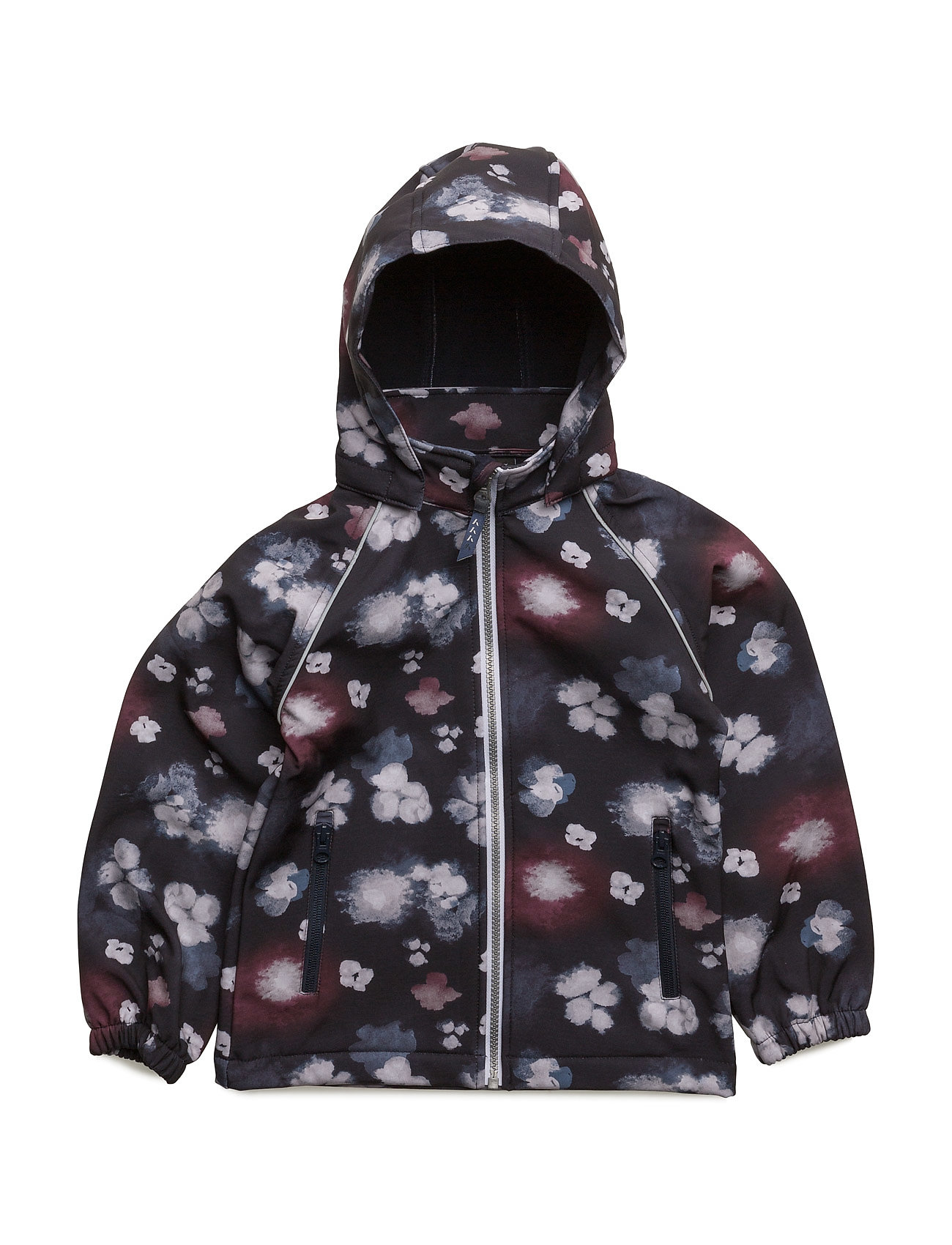 b7b459a8 Nitalfa Softshell Jacket Flower Mz Fo name it Jakker & Frakker til Børn i  Sky Captain