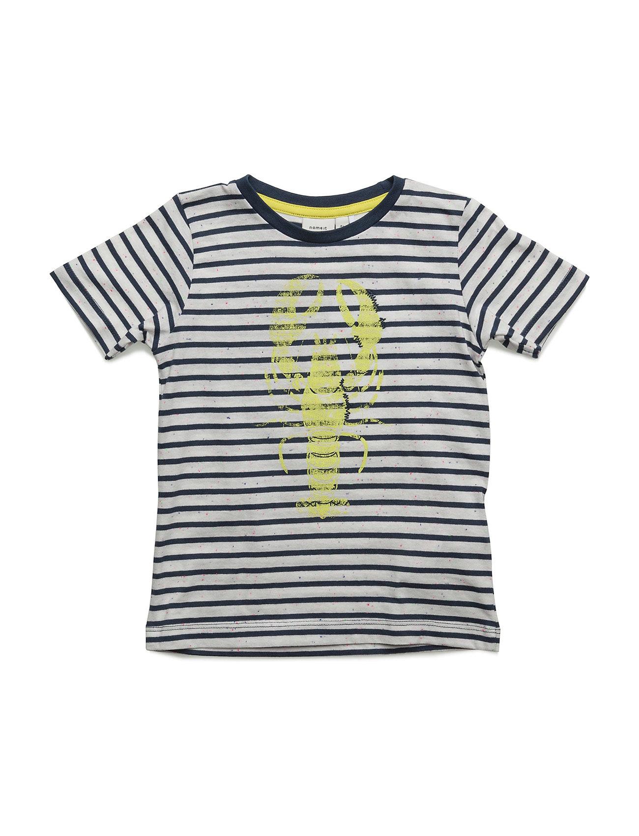 Nitfunder Ss Top Mz name it T-shirts til Drenge i Dress Blues