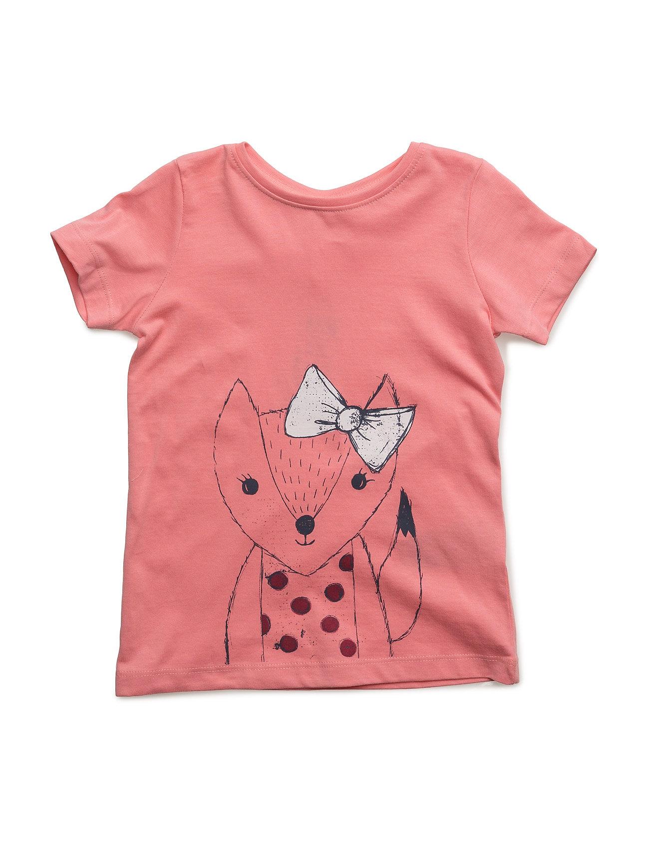 Nitveenfi Ss Top Box Mz name it Kortærmede t-shirts til Børn i