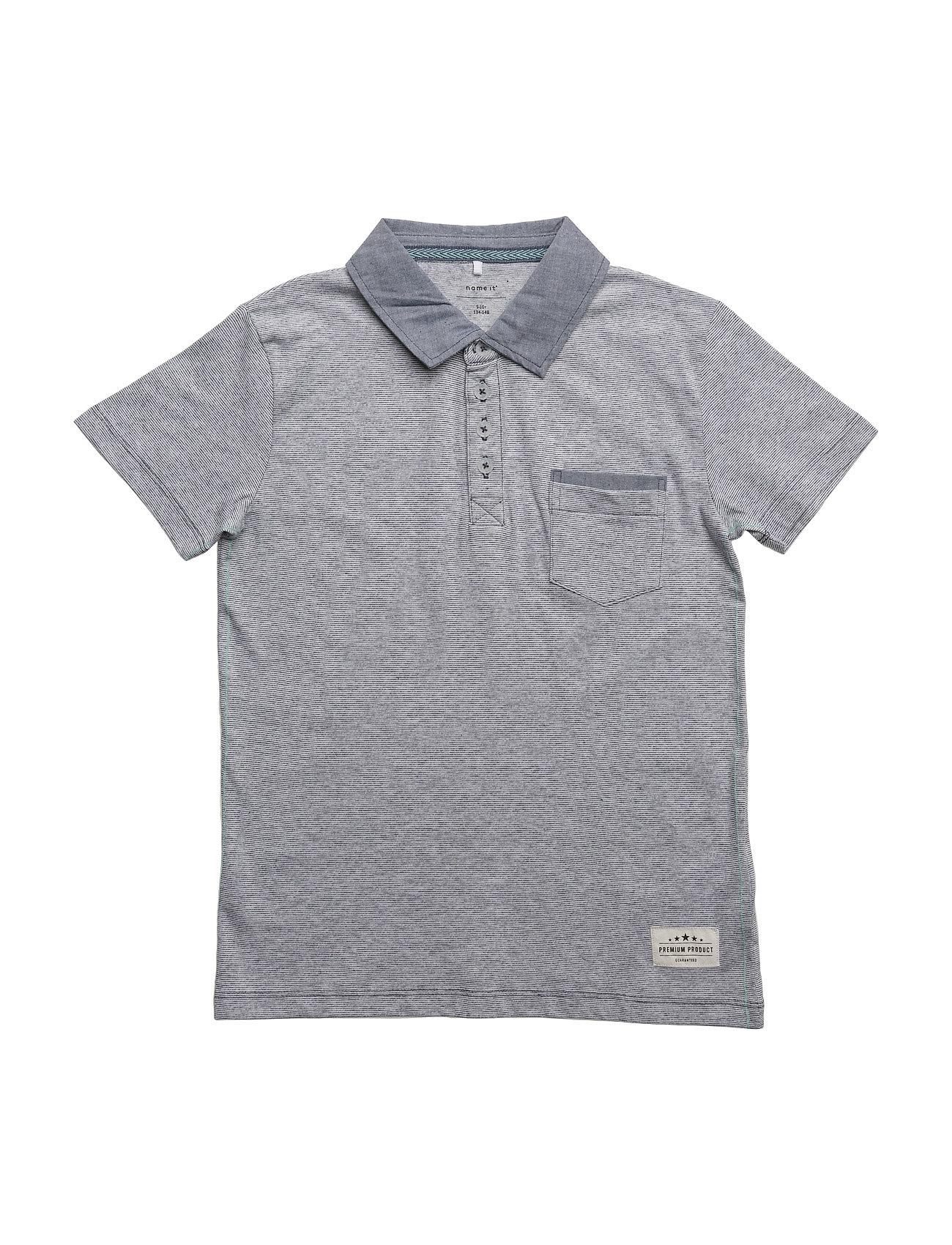 Nitkerem Ss Polo Nmt name it T-shirts til Drenge i Dress Blues