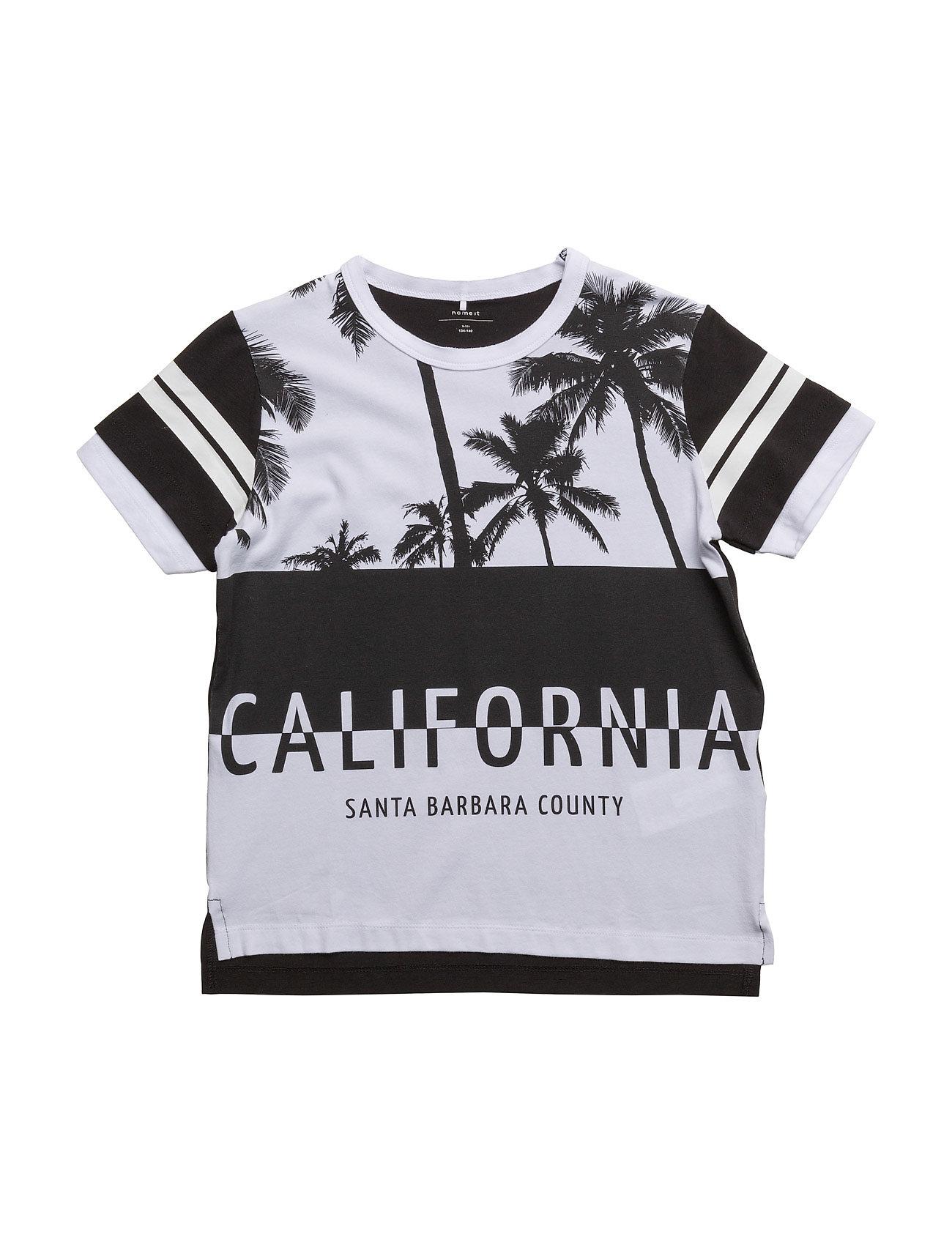 Nitkalle Ss Top Box Nmt name it Kortærmede t-shirts til Børn i