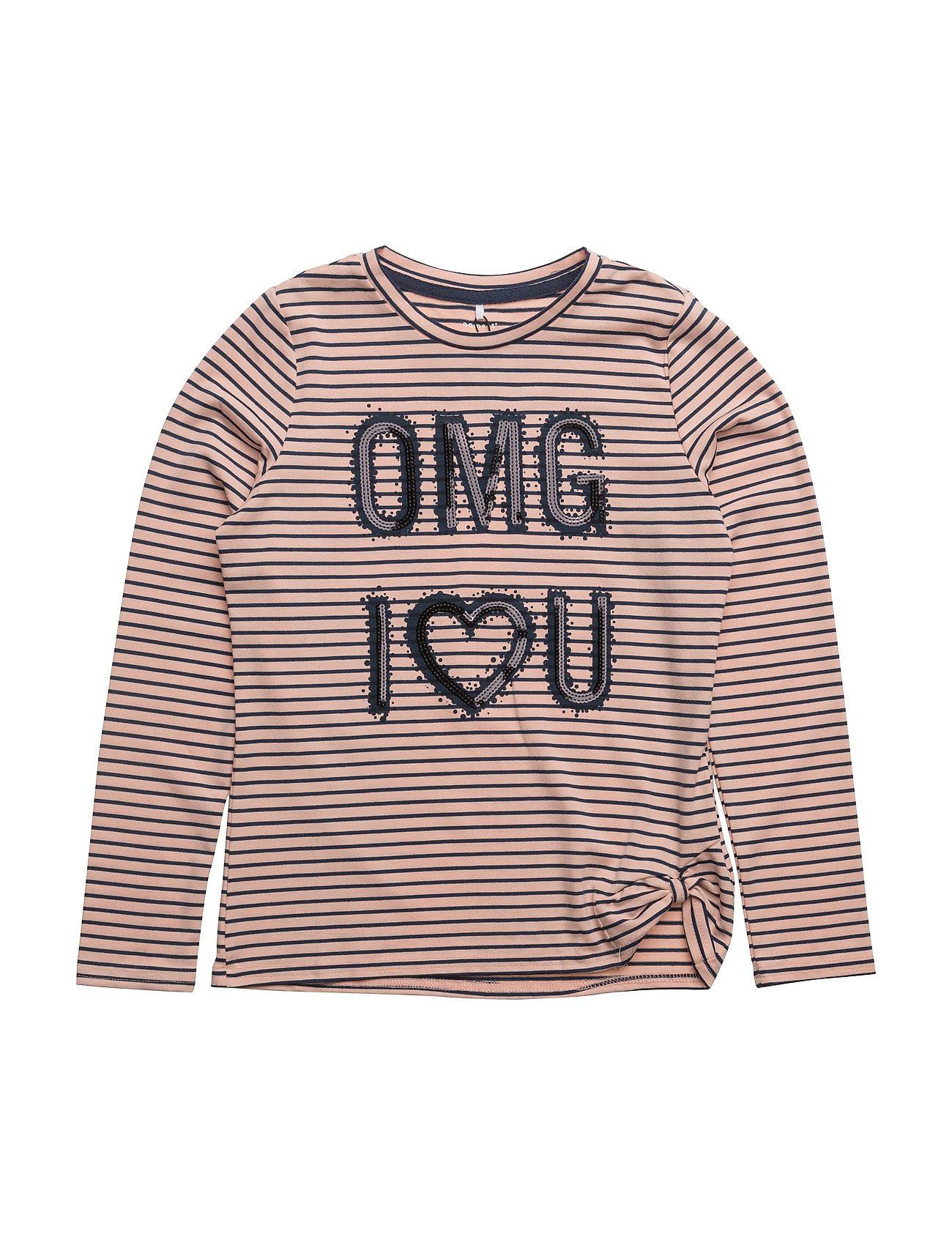 Nithaily Ls Top Nmt name it T-shirts til Piger i