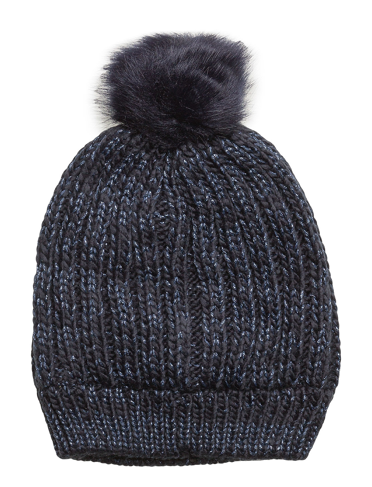 Nitmalu Knit Hat F Mini name it Hatte & Caps til Børn i Sky Captain
