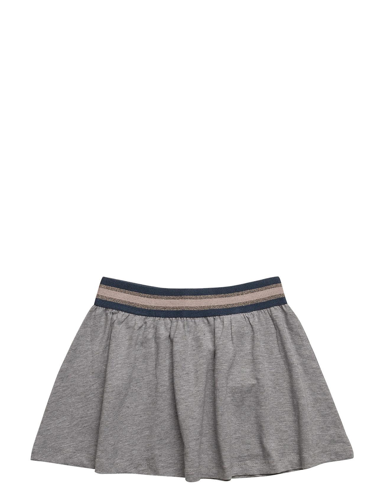 Niteskater Skirt Mini name it Nederdele til Børn i Grey Melange