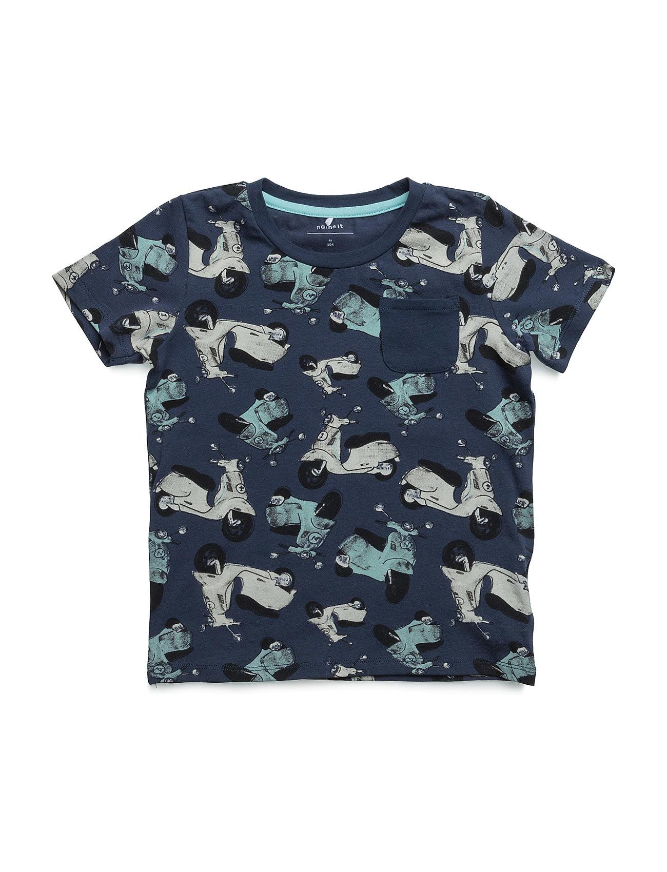 Nitebikeraop Ss Top Mz name it Kortærmede t-shirts til Børn i