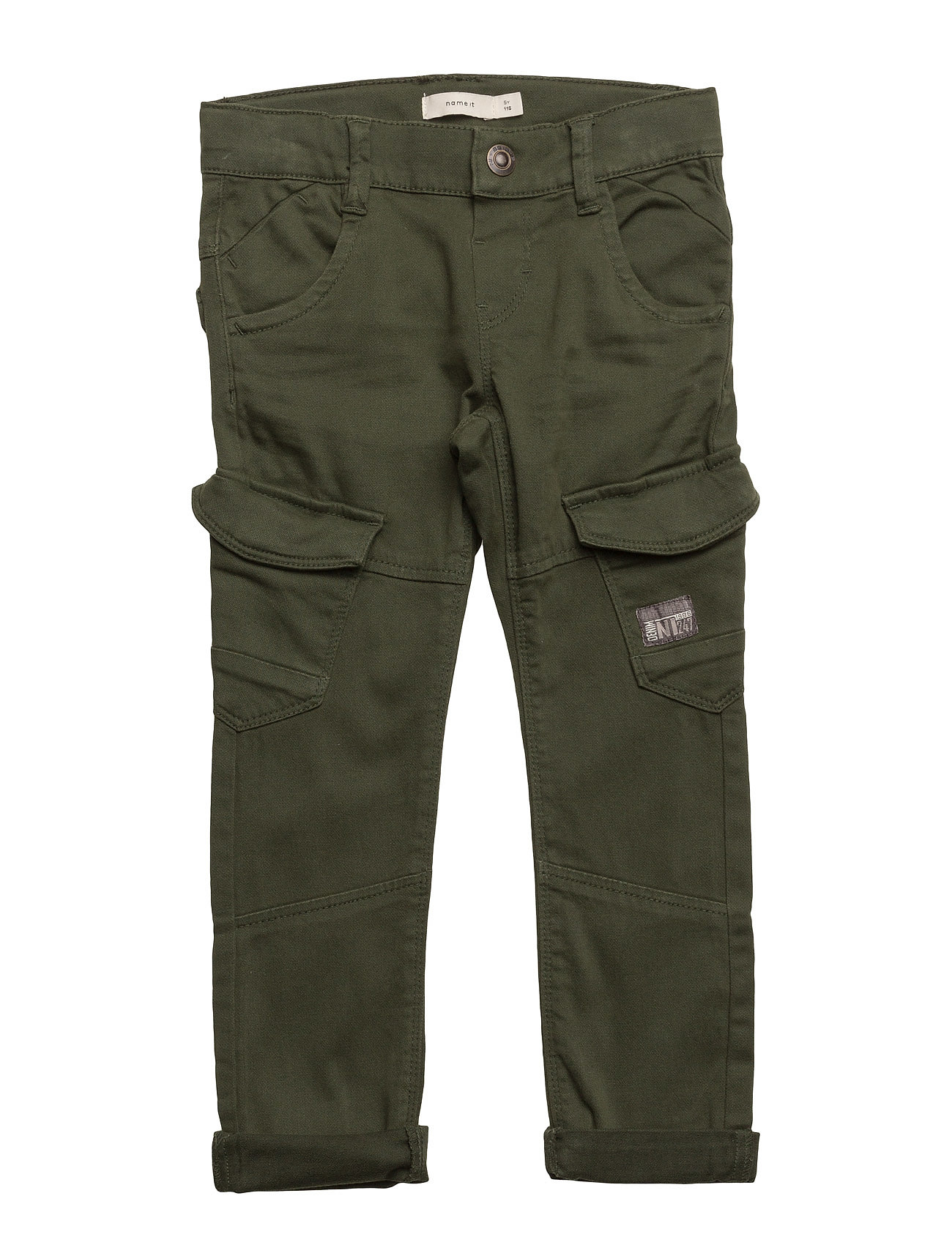 name it – Nitbargo slim/xsl low twill pant m mini fra boozt.com dk