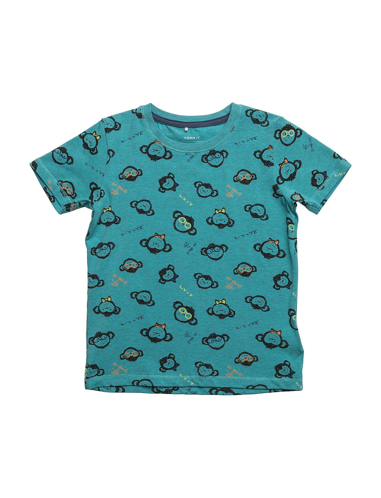 Nitfelly Ss Top Mini name it Kortærmede t-shirts til Børn i