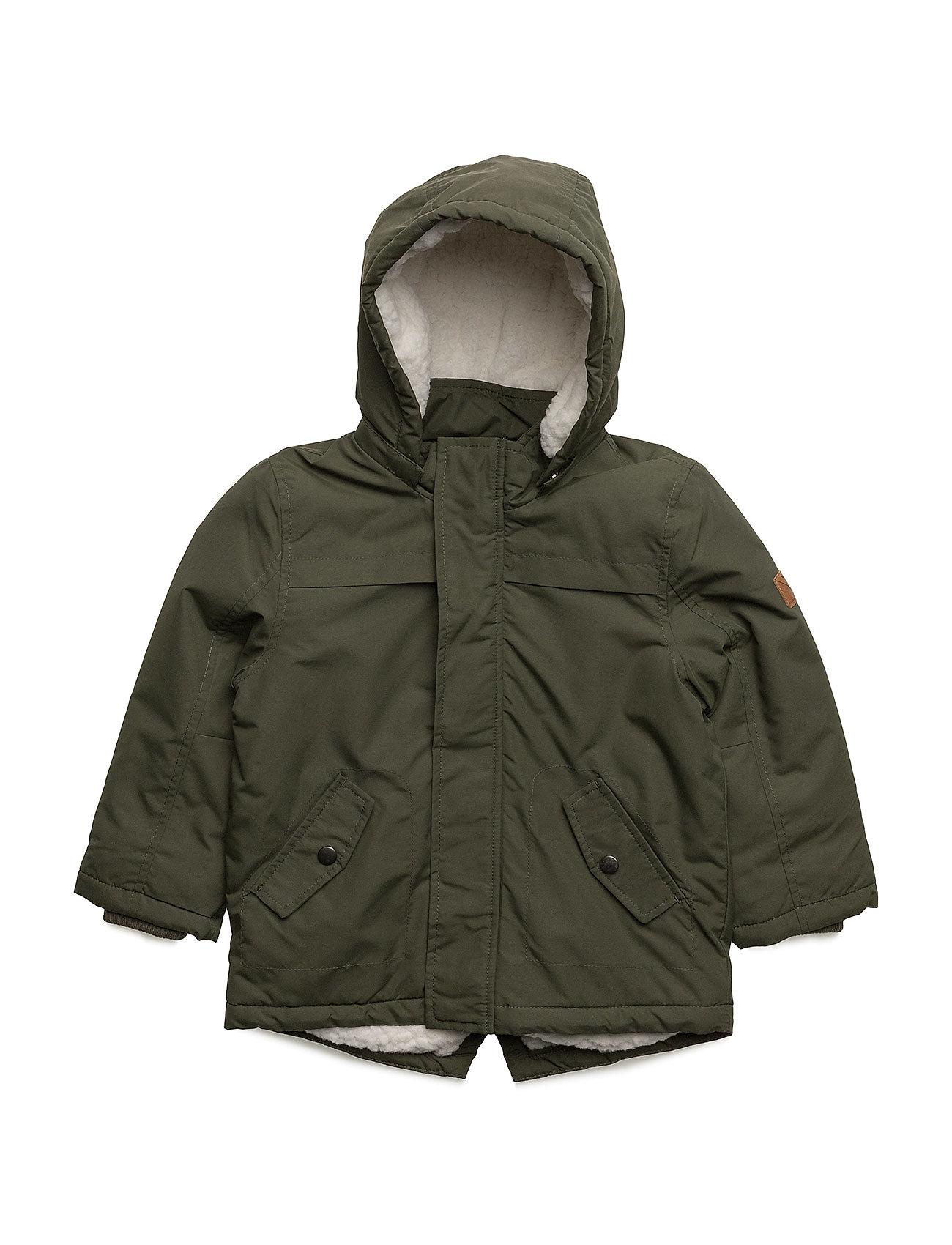 name it Nitmyles parka jacket m mini på boozt.com dk
