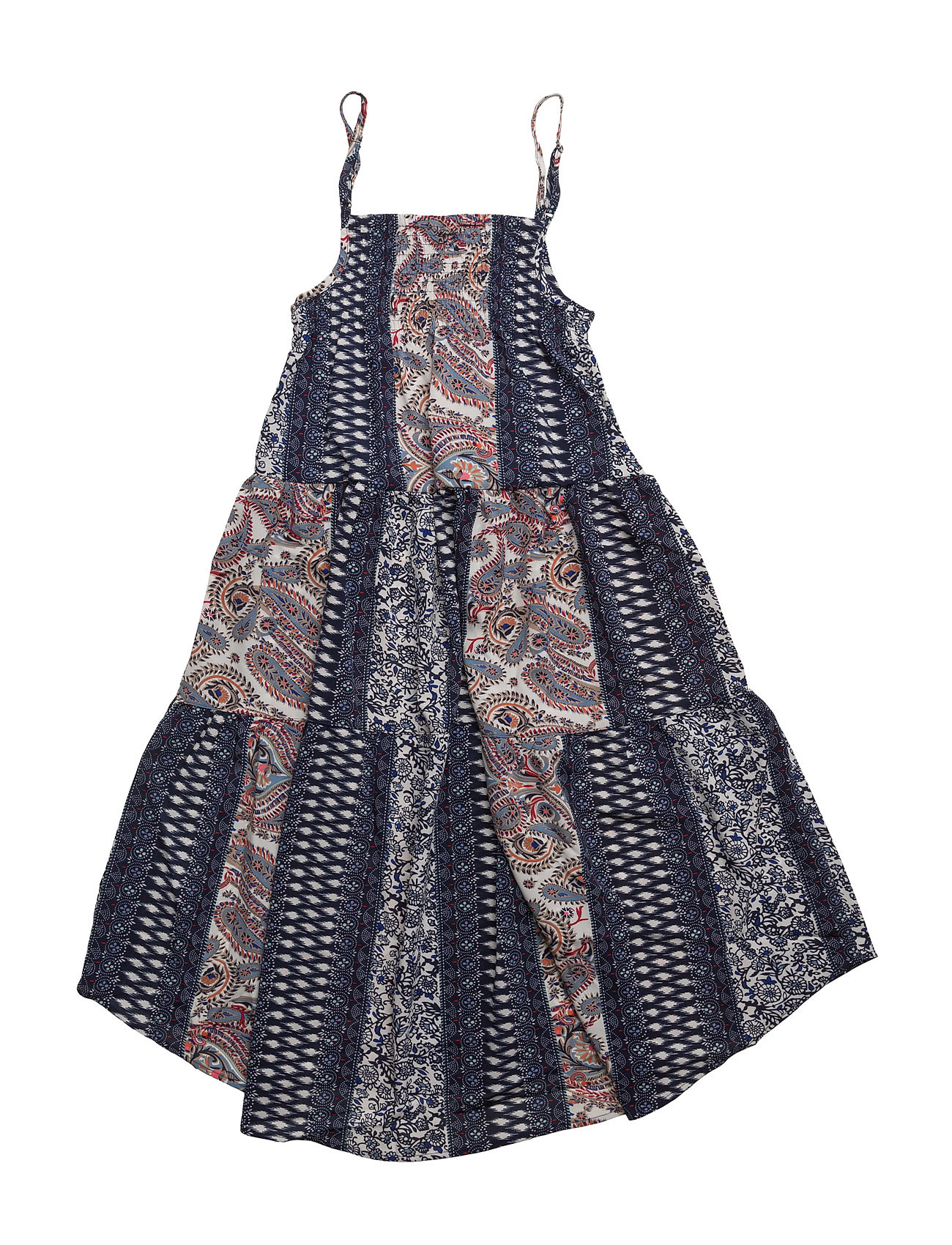 Nitkubani Strap Maxi Dress Nmt name it Kjoler til Børn i Sky Captain