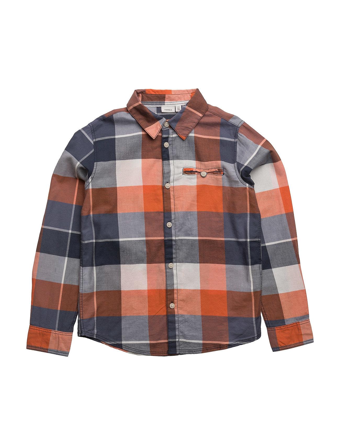 Nitkil Ls Shirt Nmt name it Trøjer til Drenge i