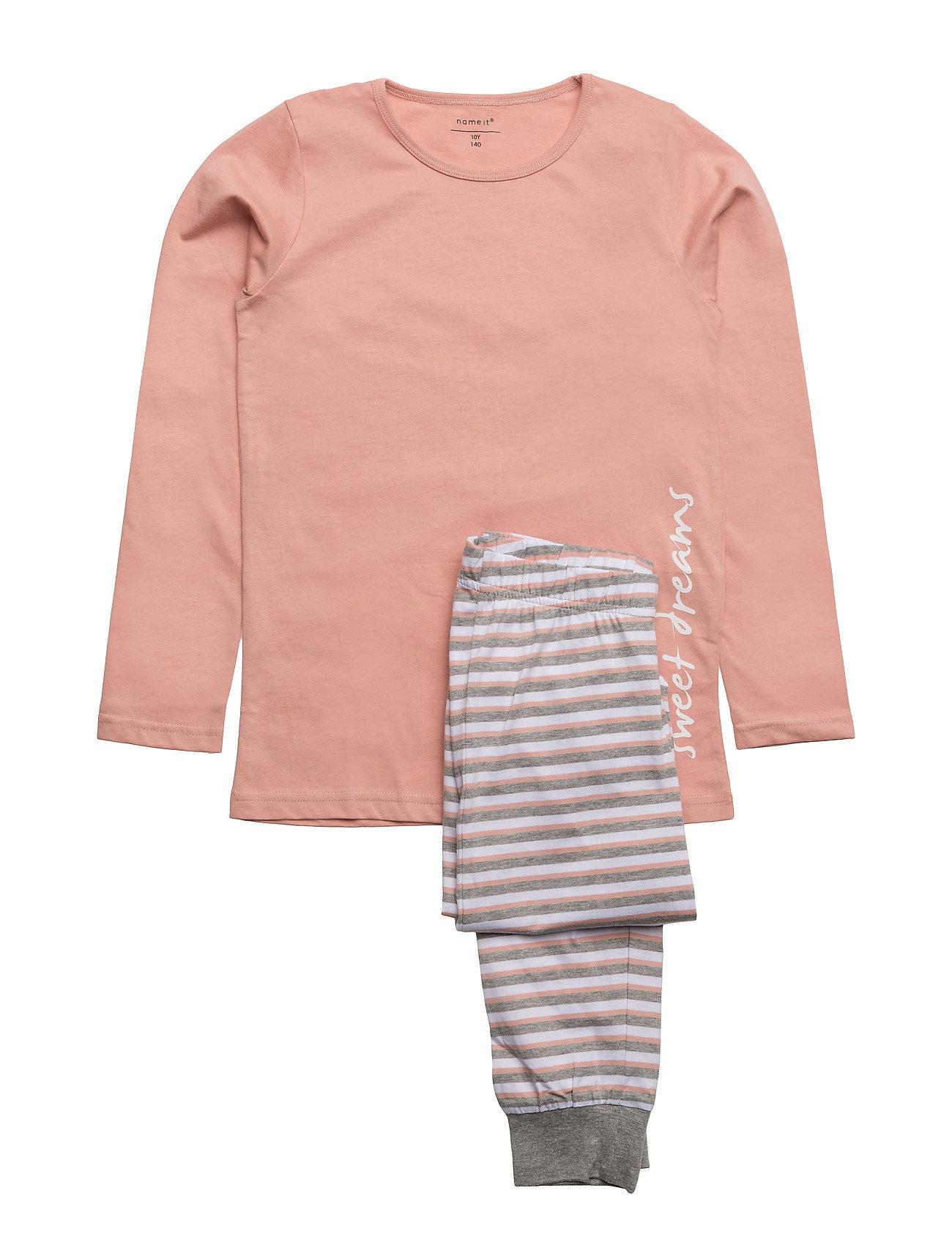 Nkfnightset Rose Tan Noos name it Pyjamas til Børn i