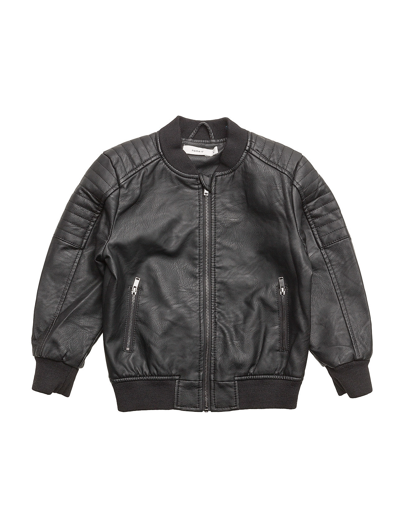 nmmmoses jacket black name it. Black Bedroom Furniture Sets. Home Design Ideas