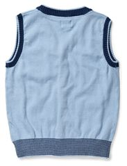NIELS MINI KNIT VEST 511