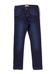 SUSANNA DARK KIDS DNM LEGGING NOOS - DENIM