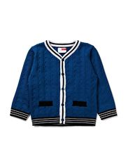 name it PALLE NB KNIT CARDIGAN 512