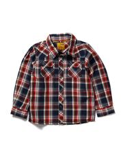 name it NELMAR MINI LS SHIRT 512