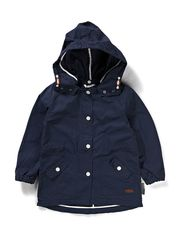name it MISA KIDS JACKET SOLID DRESS BLUES 113