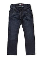 RALF GRAND KIDS SLIM/SLIM DNM PANT NOOS - DENIM