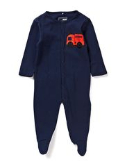 name it VAGN NB NIGHTSUIT W/FEET DEC 113