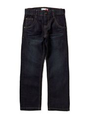 STICKS BLUE KIDS DNM REG/REG PANT NOOS - DENIM