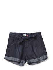 name it ANNE KIDS BAGGY DNM SHORTS CAMP SP13