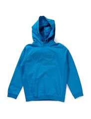 name it EUGEN KIDS LS SWEAT W HOOD 113