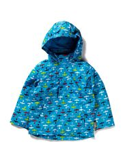 name it MELLON MINI JACKET FLY DRESDEN BLUE 113