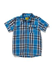 name it HESTON KIDS SS SHIRT 213