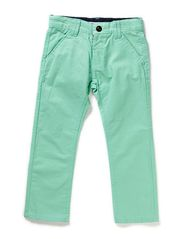HANE MINI CHINO TWILL PANT 213 - CASCADE