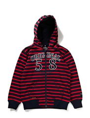 name it GRANT KIDS LS SWEAT CARD W HOOD 213