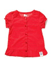name it GUILLA MINI SS POPLIN SHIRT WL 213