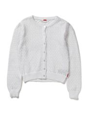 name it GYLLA KIDS LS SHORT KNIT CARD 213