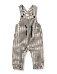 name it HUBERT SO NB TWILL OVERALL R 213