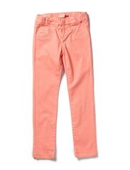 Neon Orange Kids Dnm Legging X Au12