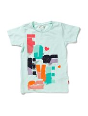 name it FAMANNA KIDS SS SLIM TOP 113