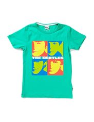 BEAT KIDS SS SLIM TOP BOX X-SP13 - GUMDROP GREEN