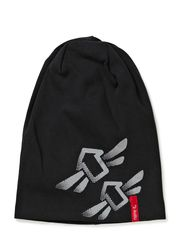 MOPPY KIDS DROP SHAPE HAT 114 - Jet Black